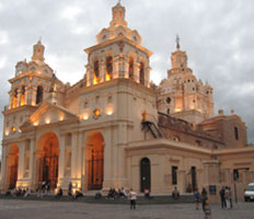 photography of the cathedral