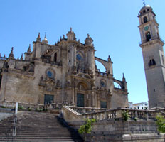 Espectacular Catedral de Jerez