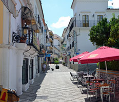 Street of Estepona