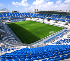 Photo of the Malaga Football Club