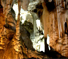 Image of the Caves of Nerja