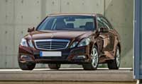 picture of the Mercedes E-Class